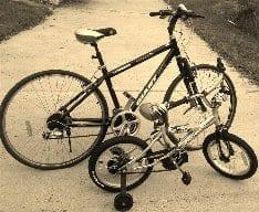 Bikes are low impact Exercise Alternative