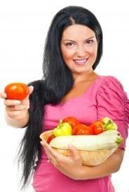 Share food tomato