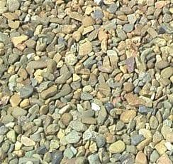 Gravel mix 20-25 mil