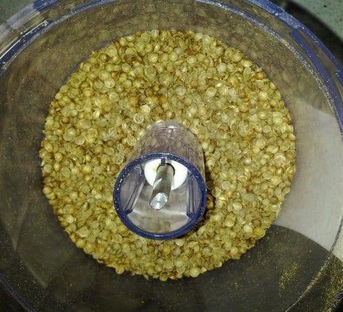 Grind Coriander Seed