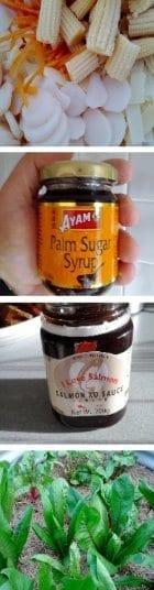 Laksa Ingredients