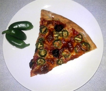 Jalapeno Pizza