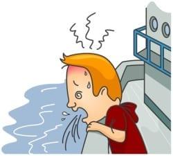 Sea sickness