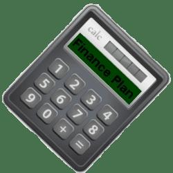 solar calculator finance plan