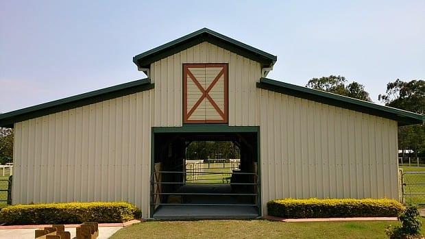 Stage 3 quail barn