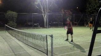 Tennis Night